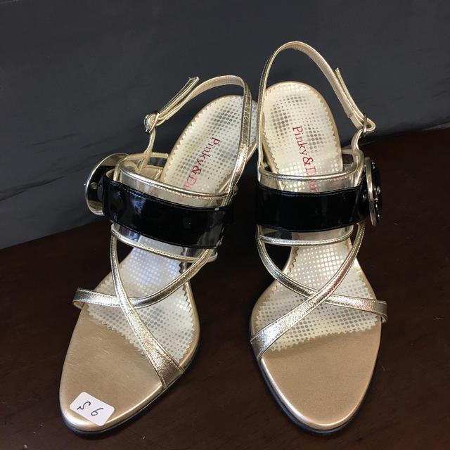 Pinky&Dianne(ピンキーアンドダイアン)のハイヒール サイズ36.1/2 レディースの靴/シューズ(ハイヒール/パンプス)の商品写真
