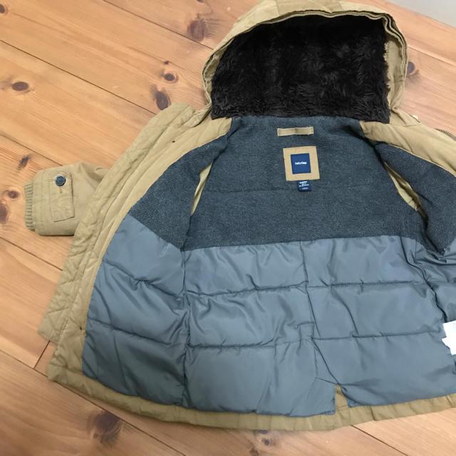 GAP(ギャップ)のGAPキッズ ブルゾン 中綿 サイズ90 キッズ/ベビー/マタニティのキッズ服男の子用(90cm~)(ジャケット/上着)の商品写真