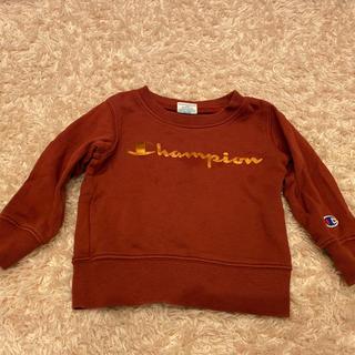 チャンピオン(Champion)のyu様専用  チャンピョントレーナー90センチ(Tシャツ/カットソー)