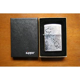 ジッポー(ZIPPO)の【新品未使用】L'Arc-en-Ciel ZIPPO ラルクアンシエル ジッポー(ミュージシャン)