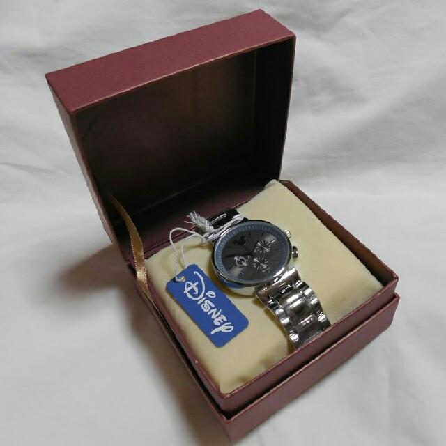 Disney - 未使用 DISNEY MICKY MOUSE 腕時計 新品電池を入れます。の通販