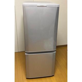 ミツビシデンキ(三菱電機)のNAA様ご予約品/三菱ノンフロン冷蔵庫146ℓ/MR-P15W-S/2013年製(冷蔵庫)