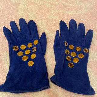 エルメス(Hermes)のエルメス手袋 スエード(手袋)