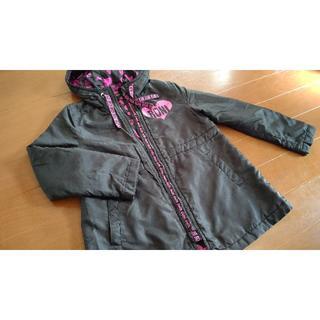 ロニィ(RONI)のRONI (ロニィ) 中綿 暖かジップアップジャンパー ナイロン コート M(コート)