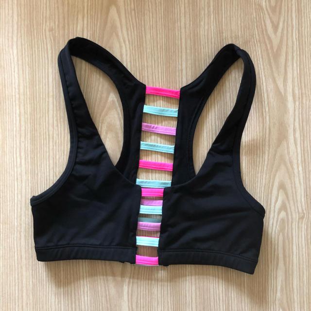 Victoria's Secret(ヴィクトリアズシークレット)の最終値下!スポーツブラ レディースの下着/アンダーウェア(ブラ)の商品写真