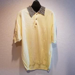 ヴェルサーチ(VERSACE)のVersace classic v2 ポロシャツ イエロー(ポロシャツ)