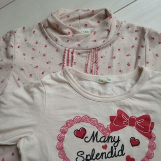 3can4on - 長袖Tシャツ 2枚セット