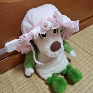メゾピアノ(mezzo piano)のえむ🎀さま専用 メゾピアノ♡ベビー帽子(帽子)