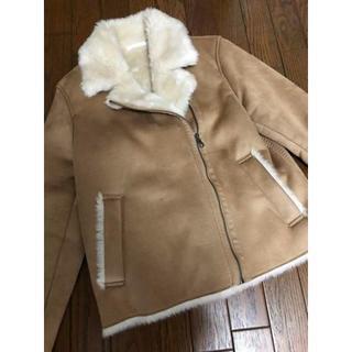 ユニクロ(UNIQLO)のユニクロ コート(毛皮/ファーコート)