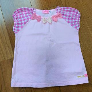 ミキハウス(mikihouse)のミキハウス 80センチ Tシャツ(Tシャツ)