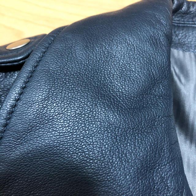 Ungrid(アングリッド)のライダースジャケット レディースのジャケット/アウター(ライダースジャケット)の商品写真