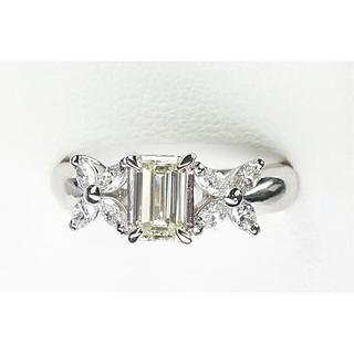 天然ダイヤモンド★0.90ct★リング(リング(指輪))