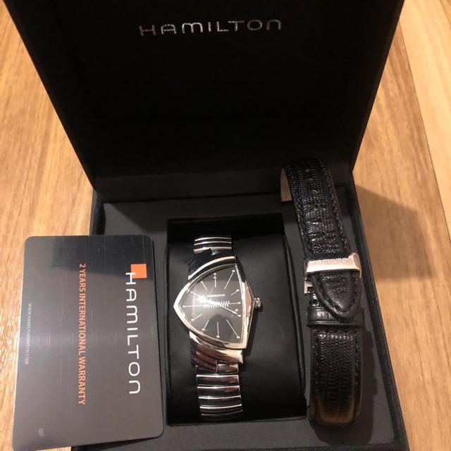 Hamilton - HAMILTON ベンチュラ ハミルトン エルヴィスプレスリーの通販