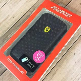 フェラーリ(Ferrari)のフェラーリ 公式 iPhone5 /5S / SE 兼用 スマホケース(その他)