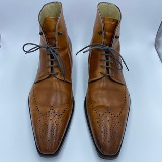 リーガル(REGAL)の定価5万 Titlo Classic ティトロクラシック チャッカブーツ 革靴(ブーツ)