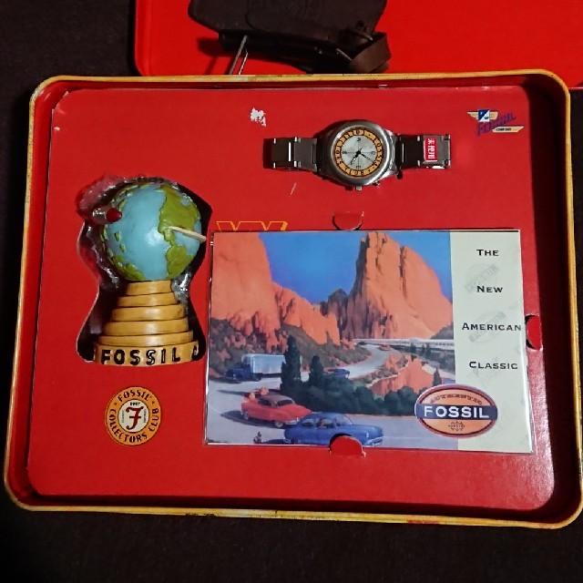 FOSSIL - Fossil(フォッシル) LE-9489 コレクタークラブ腕時計セットの通販