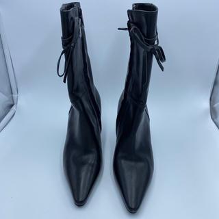 サルヴァトーレフェラガモ(Salvatore Ferragamo)のSalvatore Ferragamo フェラガモ ショートブーツ 靴(ブーツ)