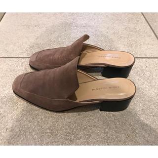 ファビオルスコーニ(FABIO RUSCONI)のファビオルスコーニ最終価格にしました(ローファー/革靴)