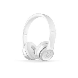 ビーツバイドクタードレ(Beats by Dr Dre)のbeats solo3 wireless グロスホワイト(ヘッドフォン/イヤフォン)