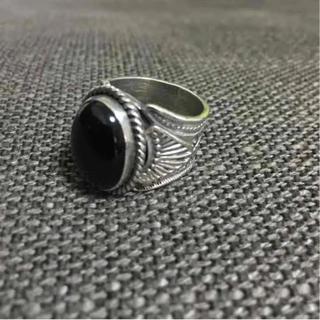 ゲイリーリーブス ブラックオニキス リング(リング(指輪))