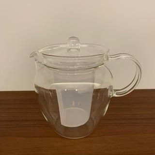 ハリオ(HARIO)の新品未使用 HARIO ハリオ 急須 茶茶なつめ 700ml 耐熱 ティーポット(その他)
