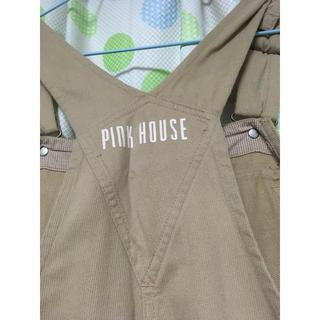 ピンクハウス(PINK HOUSE)の確認用です  ピンクハウス オーバーオール(サロペット/オーバーオール)