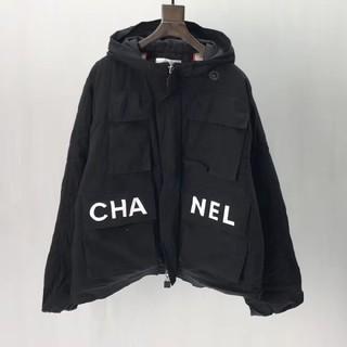 シャネル(CHANEL)のジャケット綿入れ 新作 美品(Gジャン/デニムジャケット)