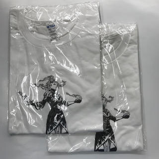 マジックザギャザリング(マジック:ザ・ギャザリング)の【送料無料】マジック:ザ・ギャザリング 限定Tシャツ2枚 天野喜考イラスト(Tシャツ/カットソー(半袖/袖なし))