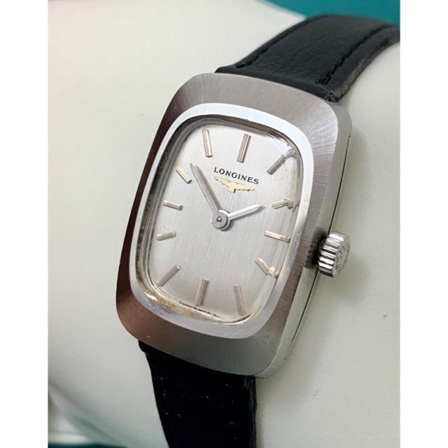 ロレックス エアキング コピー 、 LONGINES - LONGINES ロンジン 腕時計 手巻き ヴィンテージ 稼動 レディースの通販