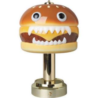 メディコムトイ(MEDICOM TOY)のUNDERCOVER HAMBURGER LAMP アンカバ ハンバーガー(その他)