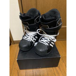 アディダス(adidas)の本日0時まで値引き adidas スノーブーツ スーパースター アディダス (ブーツ)