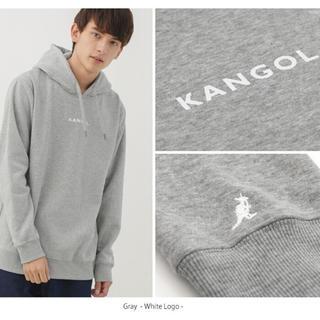 カンゴール(KANGOL)のカンゴール プルオーバー パーカー 裏起毛 XL(パーカー)