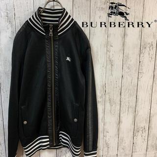 バーバリーブラックレーベル(BURBERRY BLACK LABEL)のBURBERRY BLACK LABEL バーバリートラックジャケット(ジャージ)