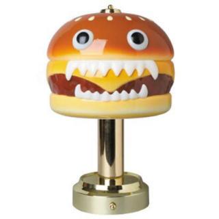 メディコムトイ(MEDICOM TOY)のundercover medicom toy HUMBERGER LAMP(その他)