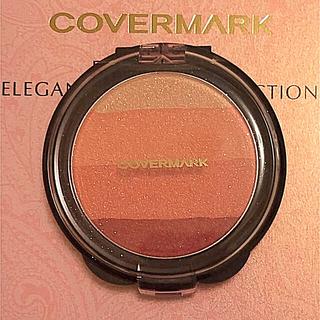 カバーマーク(COVERMARK)のカバーマーク チークカラー[限定品]エレガントビューティーフェイスカラー(チーク)