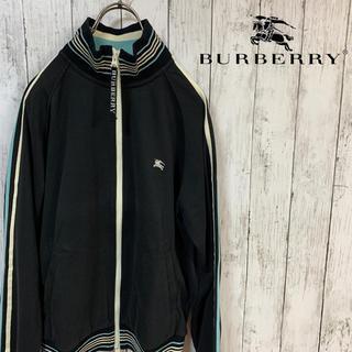 バーバリーブルーレーベル(BURBERRY BLUE LABEL)のBURBERRY BLUE LABEL バーバリートラックジャケット(ジャージ)