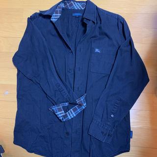 バーバリーブルーレーベル(BURBERRY BLUE LABEL)のシャツ(シャツ)