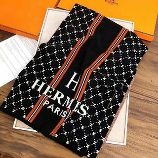 エルメス(Hermes)の♡エルメス・HERMES♡ マフラー 冬 素敵 メンズ 30*18CM(マフラー)