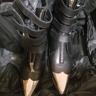 DIESELショートブーツ(ブーツ)