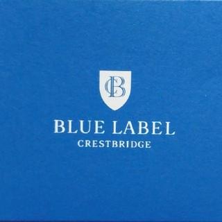 バーバリーブルーレーベル(BURBERRY BLUE LABEL)のバーバリー ブルーレーベル 折り畳み 財布(財布)