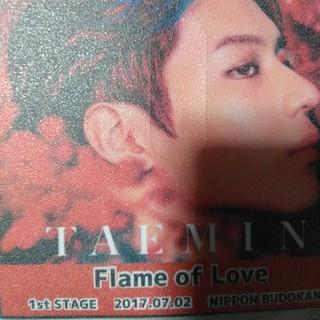 シャイニー(SHINee)のSHINee  テミン 日本ファーストライブ DVD(K-POP/アジア)