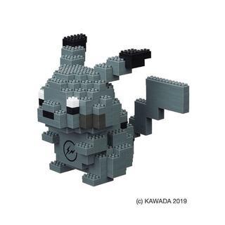 FRGMT & POKEMON  FRAGMENT ピカチュウ ナノブロック(模型/プラモデル)