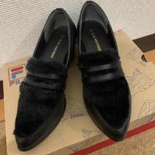 黒ヒール(ハイヒール/パンプス)