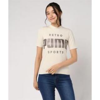 プーマ(PUMA)のTシャツ 襟高 PUMA(Tシャツ(半袖/袖なし))