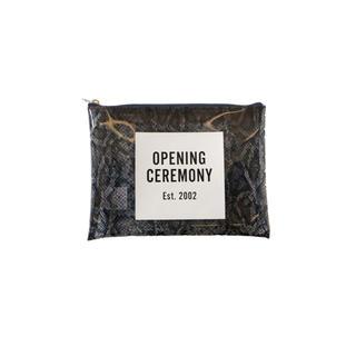 オープニングセレモニー(OPENING CEREMONY)のOpening Ceremony pvcポーチ(ポーチ)
