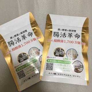 腸活革命 31日分 2袋(ダイエット食品)