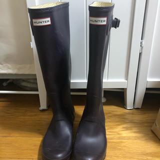 ハンター(HUNTER)のこんどう様専用 HUNTER US7サイズ(レインブーツ/長靴)