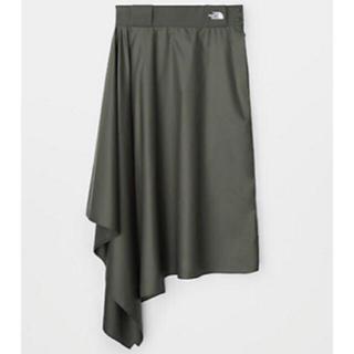ハイク(HYKE)の☆新品☆ハイク HYKE ノースフェイス テックボックスラップスカート(ロングスカート)