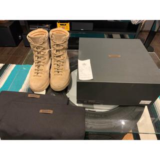 アディダス(adidas)の国内正規品 YEEZY SEASON 3 military boot(ブーツ)