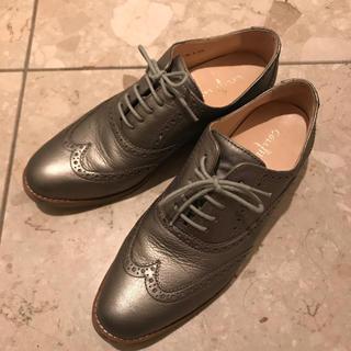 コールハーン(Cole Haan)のコールハーン ウィングチップシューズ(ローファー/革靴)